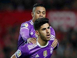 Sevilla Real 3-3 Puchar Króla 2016/2017