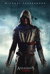 Assassin's Creed recenzja Kurzel Fassbender