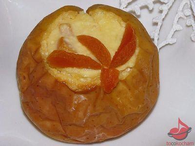 Miniserniczki pieczone wjabłkach tocokocham.com