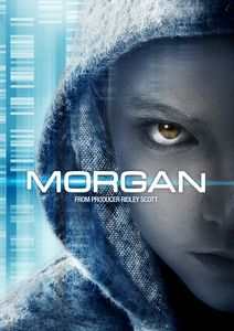 Morgan recenzja Luke Scott Kate Mara