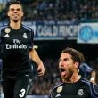 Napoli Real 1-3 Liga Mistrzów 1/8 2016/2017