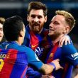 Real Barcelona 2-3 hiszpańska la liga 2016/2017