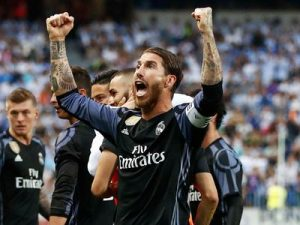 Malaga Real 0-2 hiszpańska la liga 2016/2017