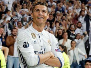 Real Atletico 3-0 Liga Mistrzów 2016/2017 półfinał