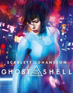 Ghost in the Shell recenzja Scarlett Johansson