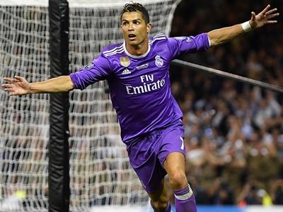 Cristiano Ronaldo król strzelców Ligi Mistrzów