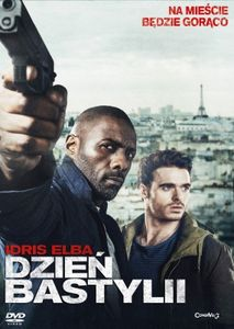 Bastille Day Dzień Bastylii recenzja Idris Elba
