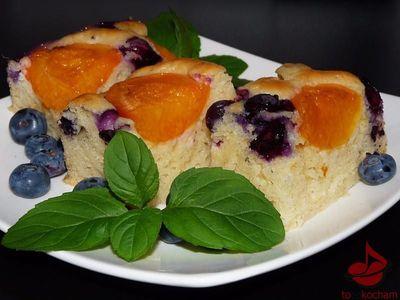 Jogurtowe ciasto zmorelami tocokocham.com