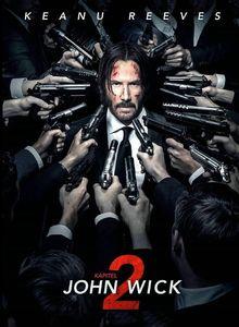 John Wick 2 recenzja Keanu Reeves