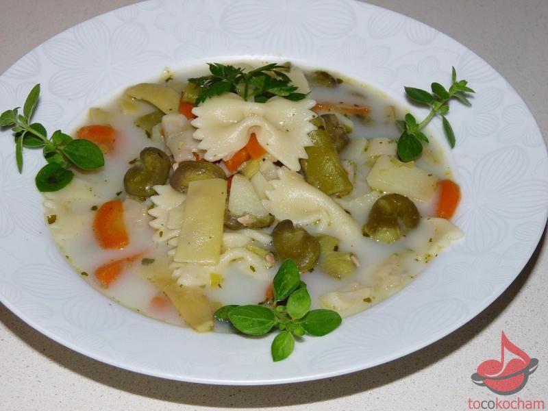 Zupa zbobem tocokocham.com