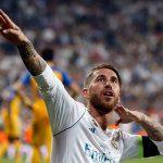Sergio Ramos Real Apoel 3-0