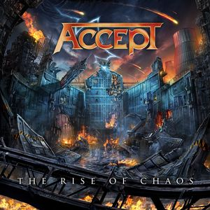 Accept Rise Of Chaos recenzja