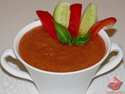 Gazpacho - dieta drDąbrowskiej tocokocham.com