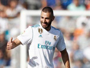 Getafe Real 1-2 hiszpańska la liga 2017/2018