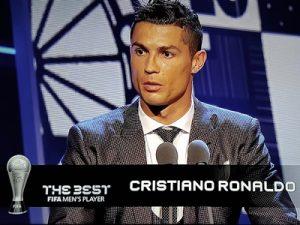 FIFA The Best 2017 Cristiano Ronaldo