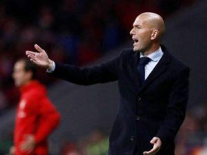 Atletico-Real 0-0 hiszpańska la liga 2017/2018