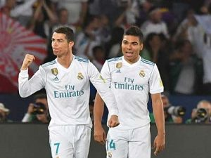 Real Madryt Klubowe Mistrzostwa Świata finał 2017