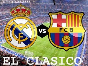 El Clasico Klasyk Real-Barcelona 2017