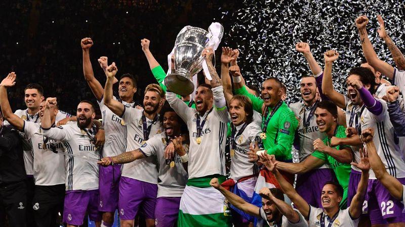 Real Madryt trofea 2017