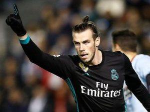 Celta-Real 2-2 hiszpańska la liga 2017/2018