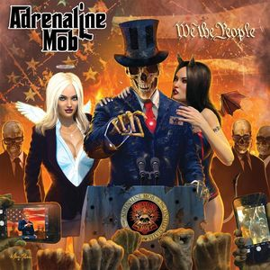 Adrenaline Mob We The People recenzja