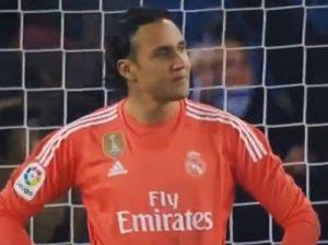 Espanyol-Real 1-0 hiszpańska la liga 2017/2018