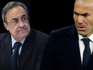 Real Madryt Zidane transfery zima 2018