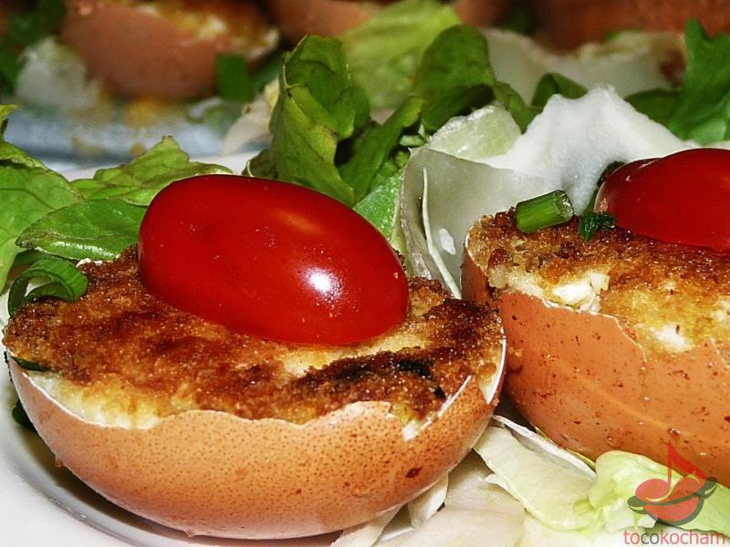 Jajka faszerowane wskorupkach popolsku tocokocham.com