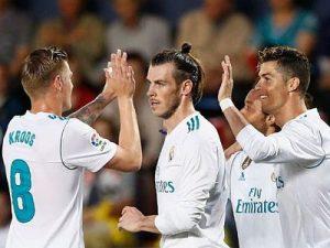 Villarreal-Real 2-2 hiszpańska la liga 2017/2018