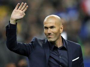 Zinedine Zidane odchodzi opuszcza Real Madryt