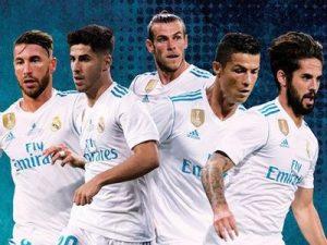 Real Madryt sezon 2017/2018 podsumowanie
