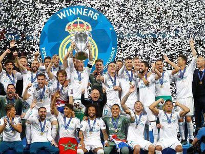 Real Madryt Kijów 2018 finał Liga Mistrzów