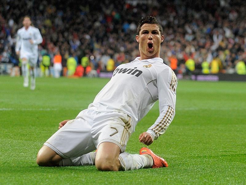Cristiano Ronaldo transfer Real Juventus