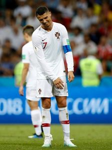 Cristiano Ronaldo Urugwaj-Portugalia 2-1 Rosja 2018