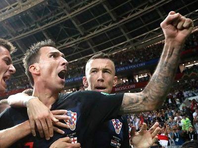 Mundial Rosja 2018 półfinał Chorwacja-Anglia