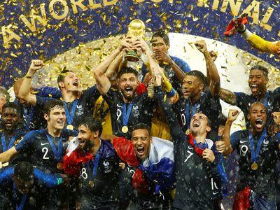 Mundial Rosja 2018 finał Francja mistrz świata