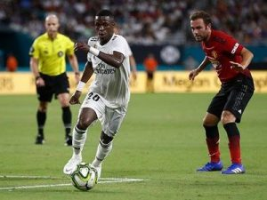 International Champions Cup 2018 Real Madryt