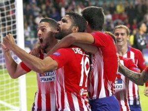 Superpuchar Europy 2018 Real-Atletico 2-4