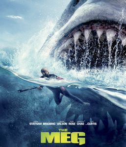 The Meg recenzja Turteltaub Statham