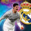 Thibaut Courtois Real Madryt 2018