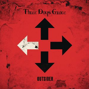 Three Days Grace Outsider recenzja