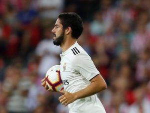 Athletic-Real 1-1 hiszpańska la liga 2018/2019