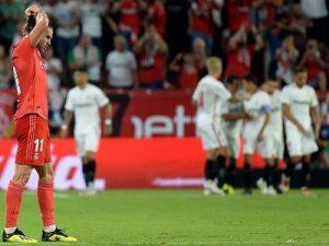 Sevilla-Real 3-0 hiszpańska la liga 2018/2019