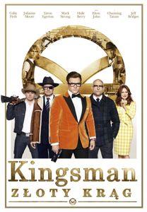 Kingsman Złoty krąg recenzja