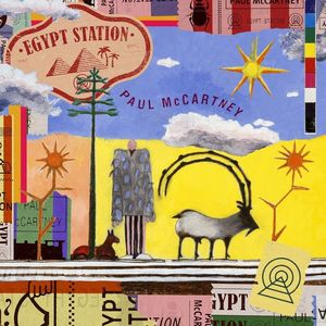 Paul McCartney Egypt Station recenzja
