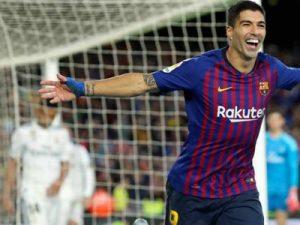 Barcelona-Real 5-1 El Clasico 2018