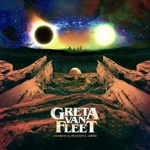 Greta Van Fleet Anthem Peaceful Army recenzja