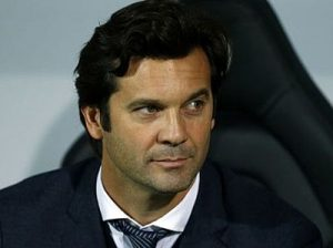 Santiago Solari trener Real Madryt