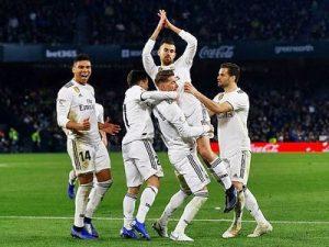 Betis-Real 1-2 hiszpańska la liga 2018/2019