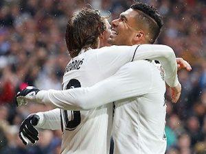 real-Sevilla 2-0 hiszpańska la liga 2018/2019